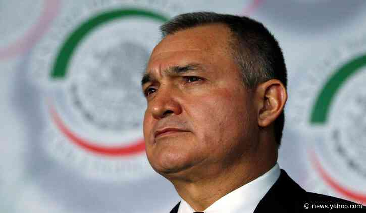 Former Head of Mexican Police Charged with Drug Trafficking