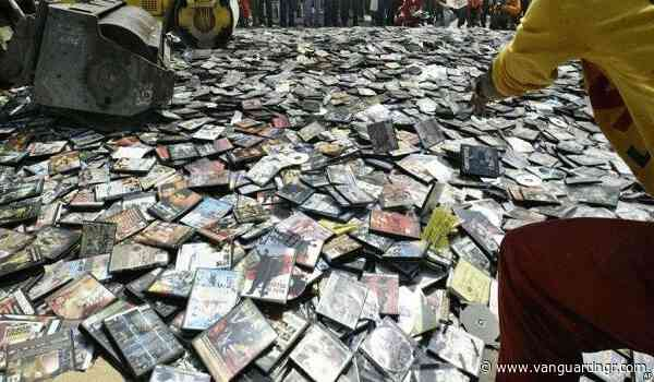 LSFVCB arrests 30 sellers of pirated films