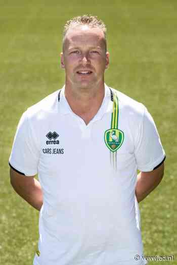 ADO stuurt assistent-trainer Edwin de Graaf weg na ruzie met selectiespeler Donny Gorter