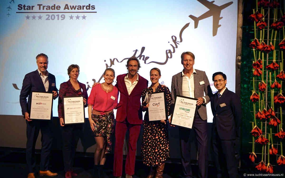 Star Alliance overlaadt branchepartners met awards