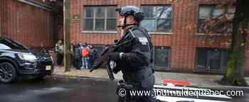 [IMAGES] Une fusillade fait «plusieurs morts» à Jersey City