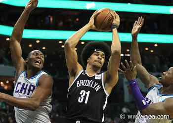 Nets vs. Hornets: Brooklyn Moves Quickly to Round 3 With Charlotte
