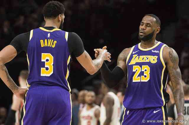 Frank Vogel Loves Lakers 'Confidence To Win Every Time' During 2019-20 NBA Season