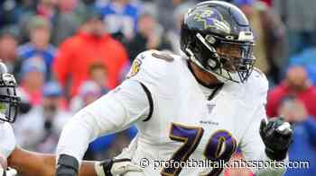 Ravens list Ronnie Stanley as non-participant on Tuesday