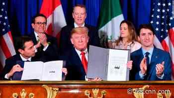 5 key differences between NAFTA and Trump's USMCA deal
