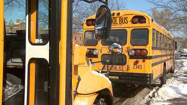 DPS Asks Parents To 'Help Us Spread The Word' About Bus Driver Openings