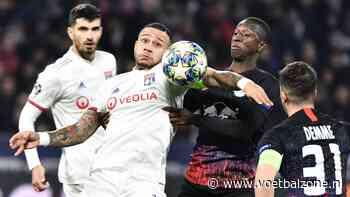 Depay laat Olympique Lyon overwinteren in Champions League