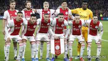 De zwakste speler van Ajax stond vanavond niet in de achterhoede