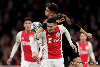 Ajax loopt zich stuk op Valencia