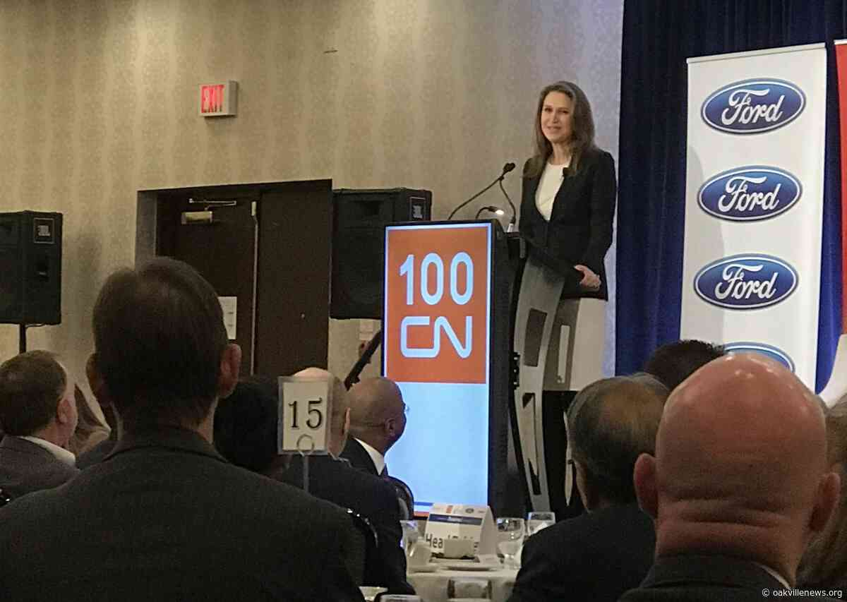 Caroline Mulroney talks about the Future of Transportation