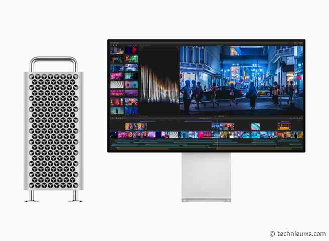 Mac Pro verkrijgbaar, duurste model kost 62.419 euro