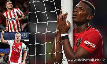 Manchester United open door for Paul Pogba to leave before start of next season