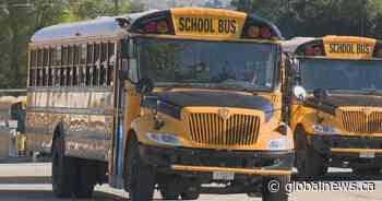 Edmonton Public School Board raising school bus fees Feb. 1 in wake of provincial budget