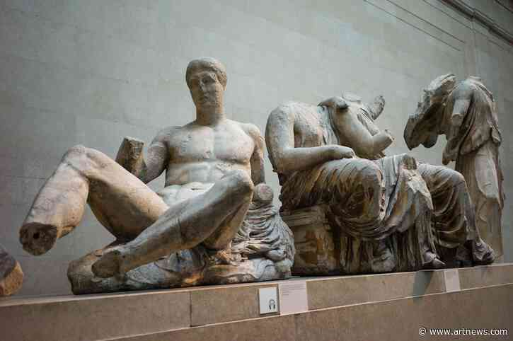 Parthenon Marbles Suffered Damage Because of Pollution, According to NewReport