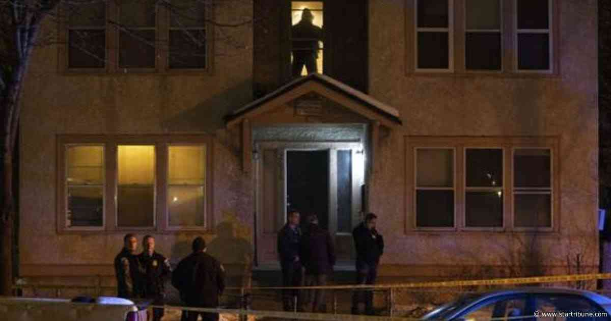 Authorities ID Minneapolis man shot to death in Portland Avenue apartment