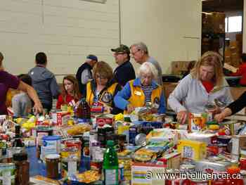 Lottery to raise funds for Gleaners Food Bank