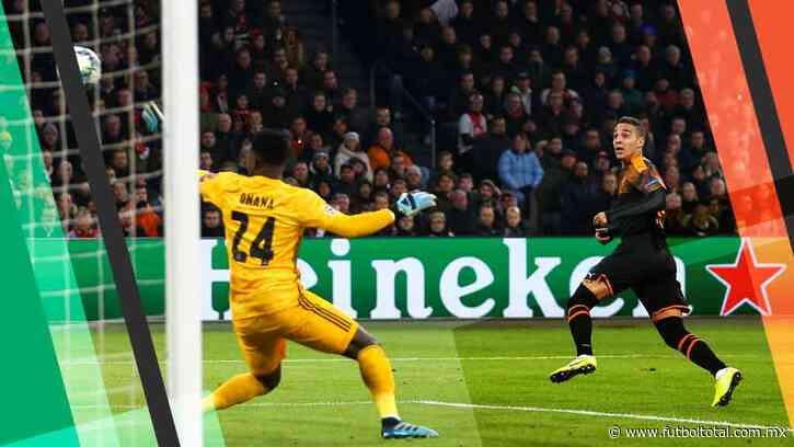 Ajax y Edson quedan fuera de Champions League