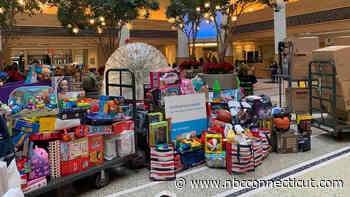 Former Yale-New Haven Children's Hospital Patient Organizes Toy Drive
