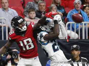 Falcons place WR Ridley, CB Trufant on injured reserve