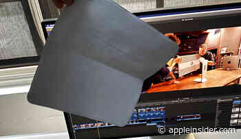 Only use Apple's special cloth to clean Pro Display XDR