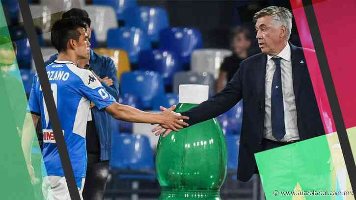 OFICIAL: Carlo Ancelotti deja de ser técnico del Napoli