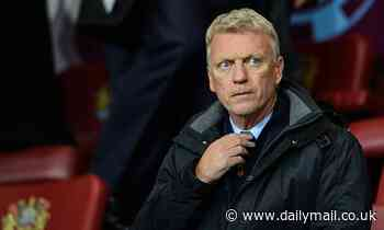 David Moyes 'set for Everton return' after Vitor Pereira pulled out of running