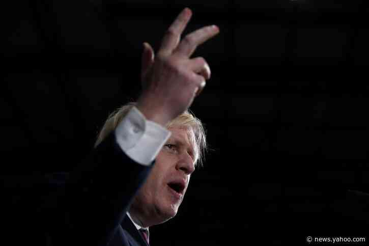 Johnson on track for 24-seat majority - Focaldata