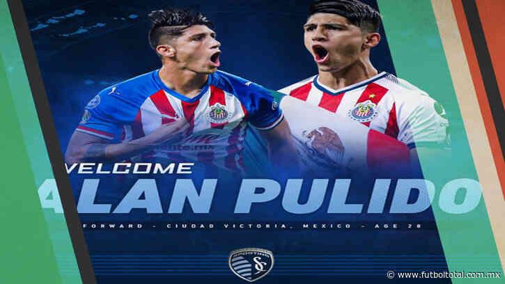 OFICIAL: Alan Pulido es jugador de Kansas City