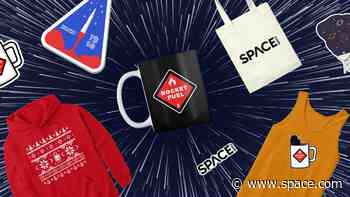 The Space.com Merch Store Has Landed with Hats, Shirts, Mugs & More!