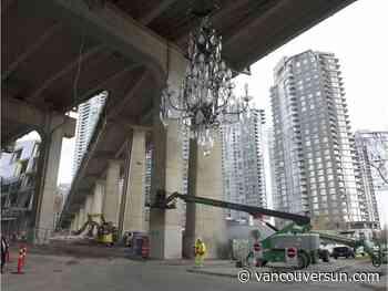 Letters, Dec. 10, 2019: A chandelier hanging beneath a bridge?
