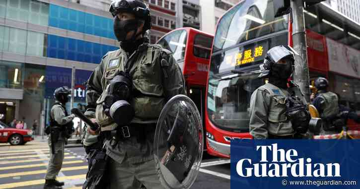 Foreign experts quit Hong Kong police brutality inquiry over lack of powers