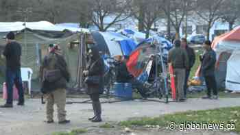 Vancouver Park Board now says it has plan to deal with Oppenheimer Park tent city