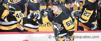 Guentzel a haussé la cadence pendant l'absence de Crosby