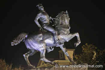 New Richmond statue soars in counter to Confederate monuments