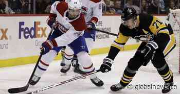 Call of the Wilde: Strong defensive effort for the Habs spells victory over Pittsburgh Penguins