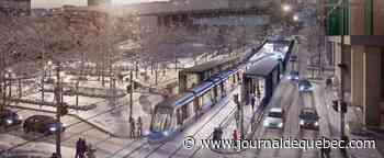 Tramway de Québec: des bouleversements en vue pendant la construction