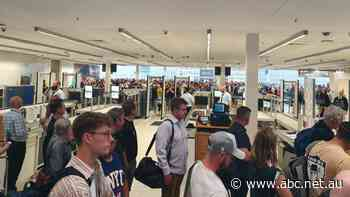 Big delays expected after Adelaide Airport terminal evacuated amid security fault