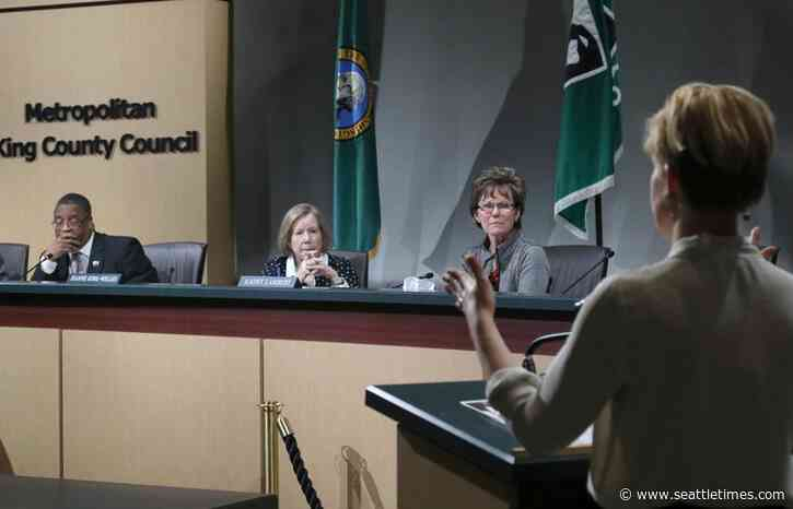 To address safety concerns at downtown courthouse, King County will consider spending $600K more on security