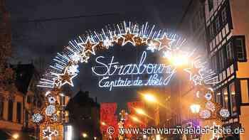 Straßburg: Ein Jahr nach Terror-Attacke auf Weihnachtsmarkt