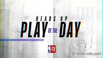 Heads Up Play of the Day | Dec. 10