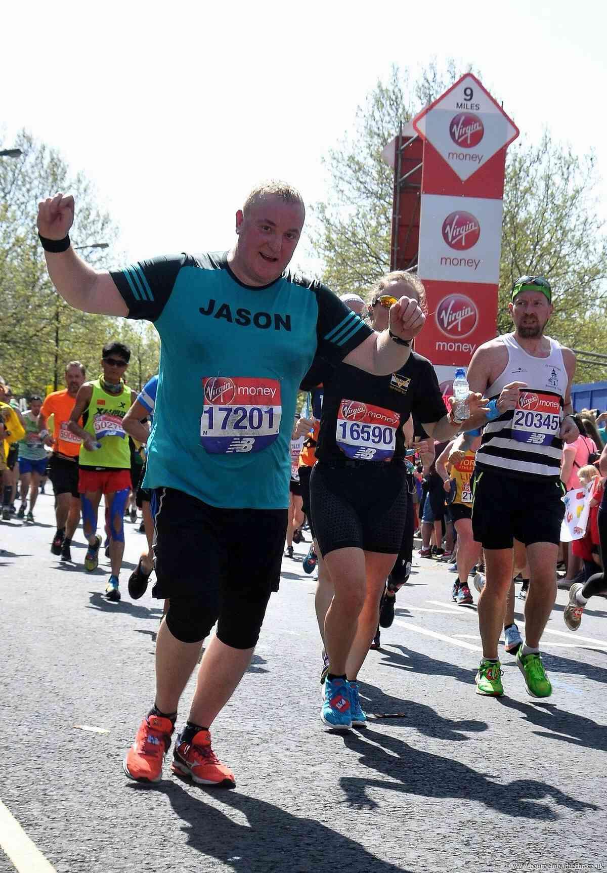Heathrow hotel boss from Bournemouth prepares for fifth London Marathon