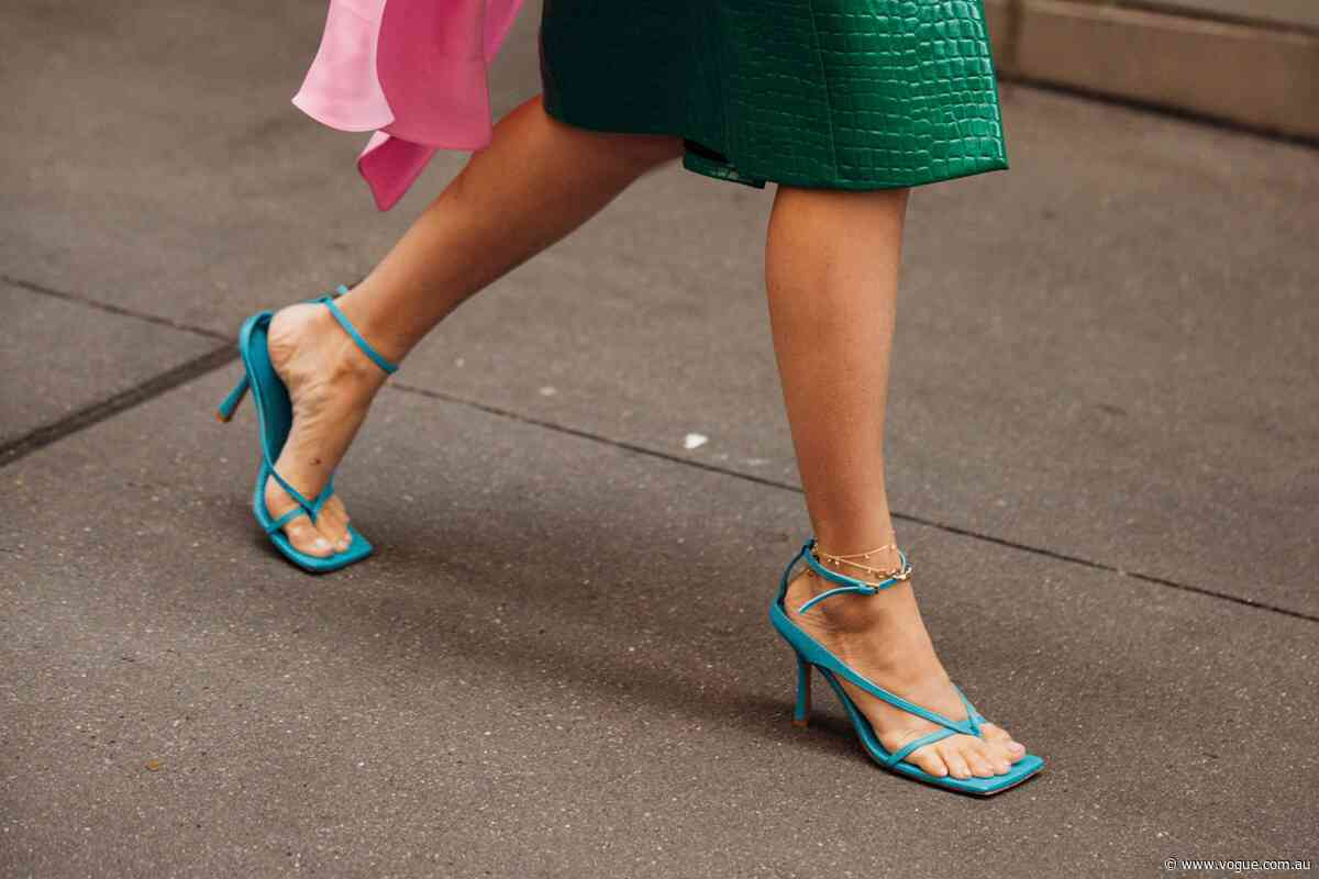 All the proof you need that anklets are making a comeback this summer