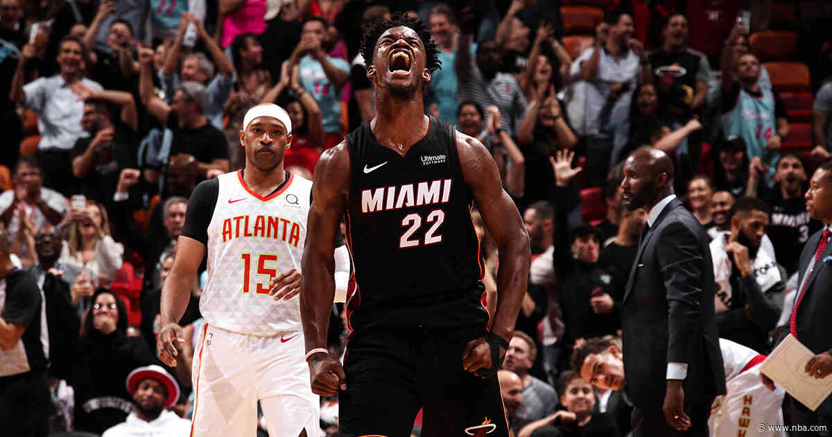HEAT Dominate OT, Down Hawks In Historic Outing