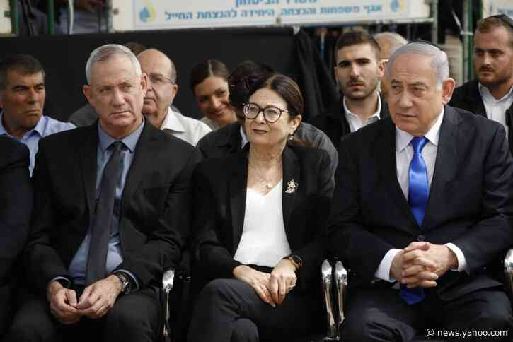 Third Israeli election looks to prolong political stalemate