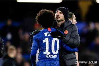Lampard wil in januari extra aanvaller naar Chelsea halen