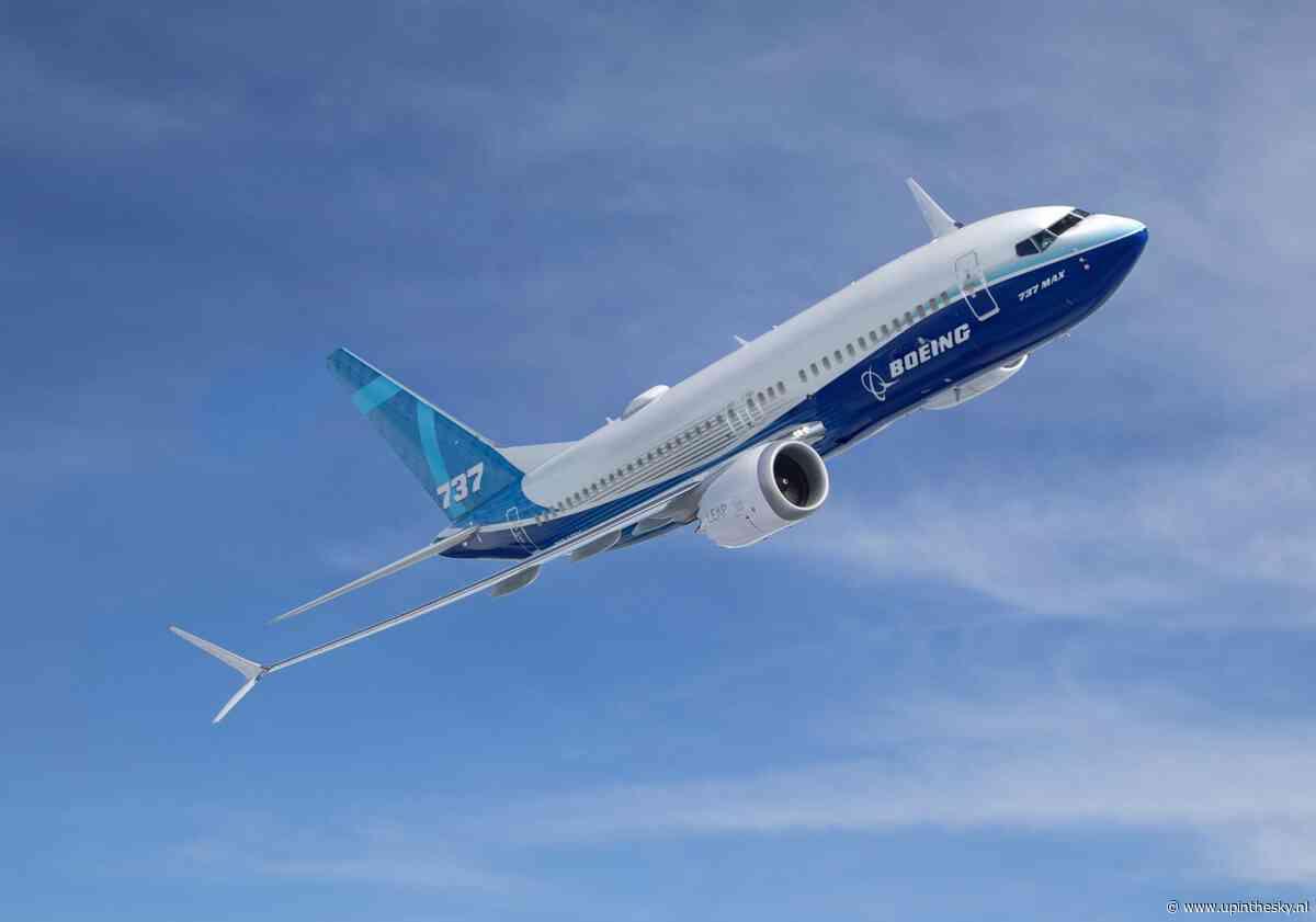 63 nieuwe orders voor Boeing in november