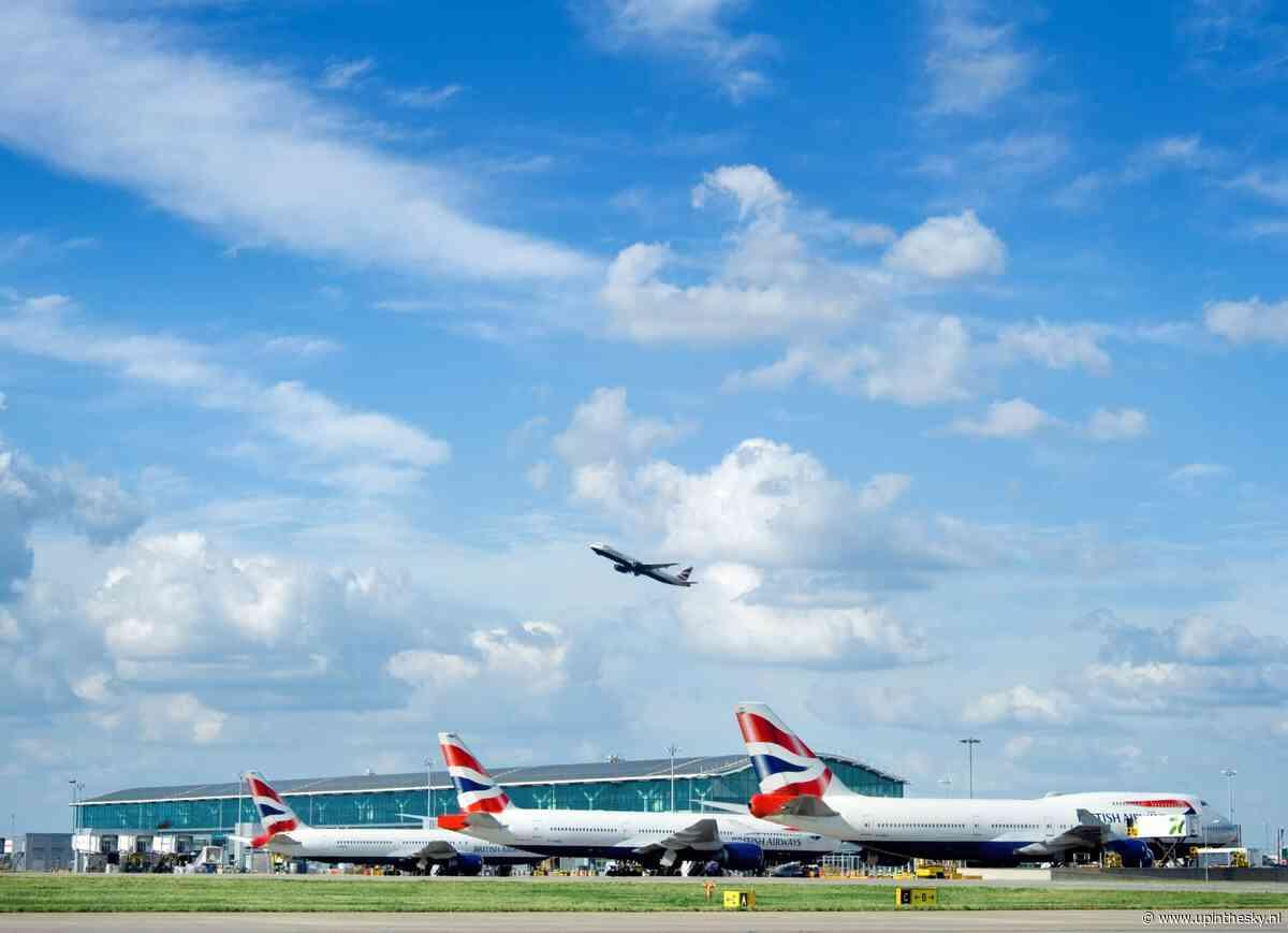 Ook in november weer meer passagiers via Heathrow