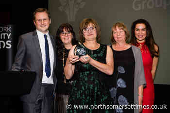 Springboard wins award for making a big difference to families