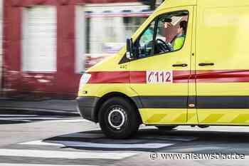 Kleuter doodgereden door vrachtwagen in centrum Aalst
