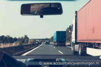Omzetgroei transport zwakt af